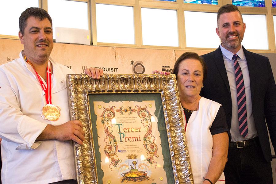 3ª Mejor paella de España