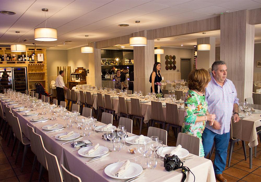 Comidas y cenas de empresa en el Restaurante el Racó de Meliana
